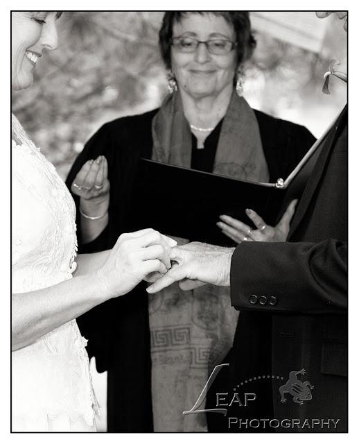 ring exchange during wedding