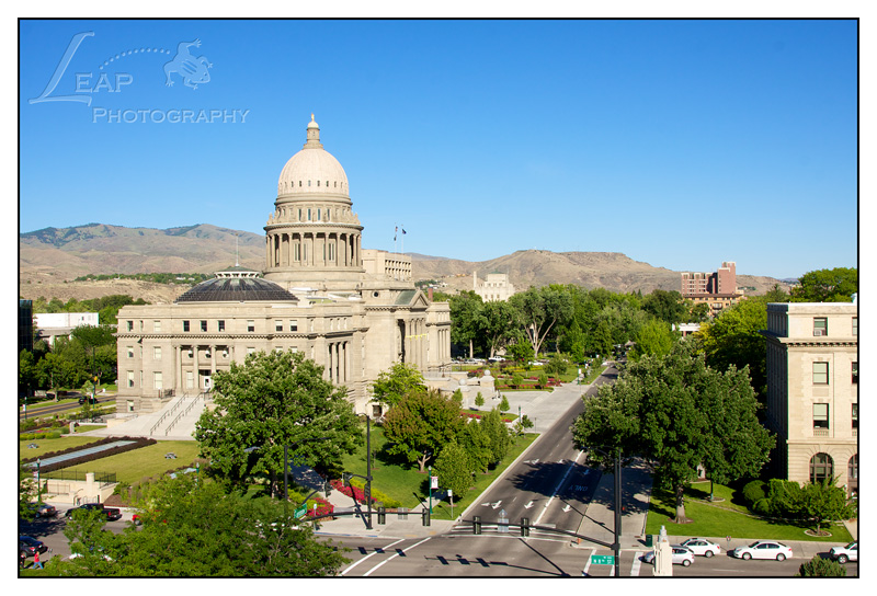Idaho State Capitol Building Address