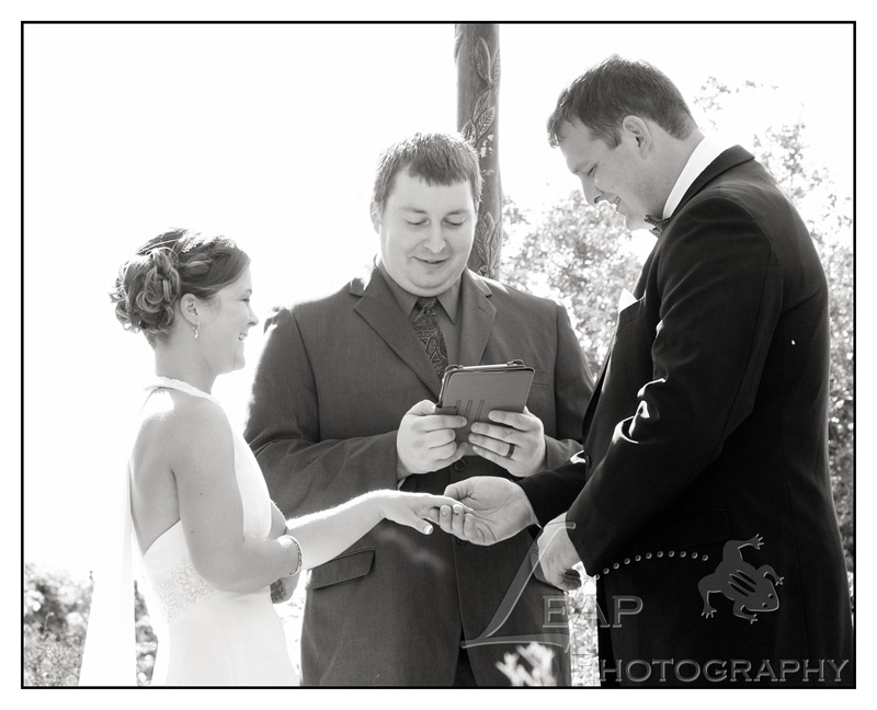 wedding ceremony photo
