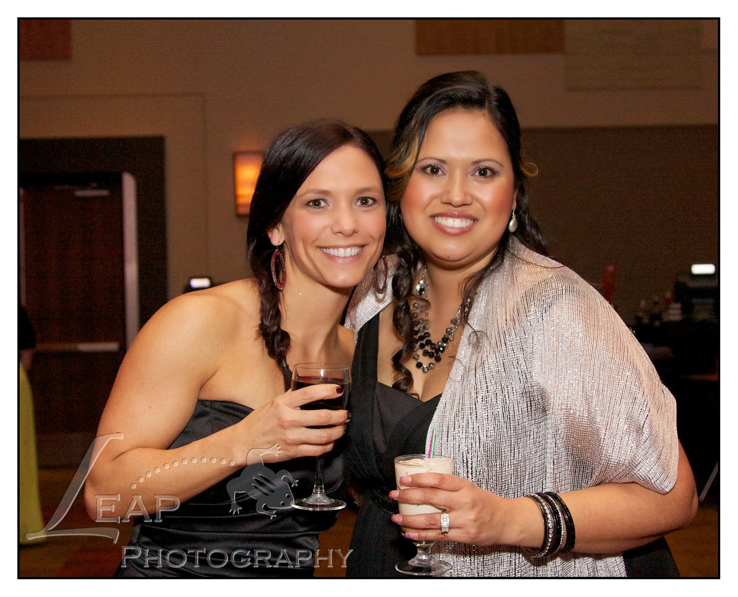 2 ladies of heart ball 2014
