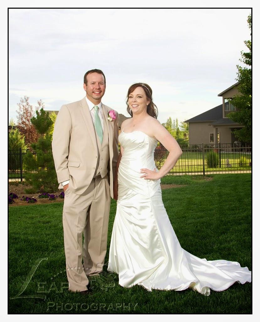 Boise Wedding portraits