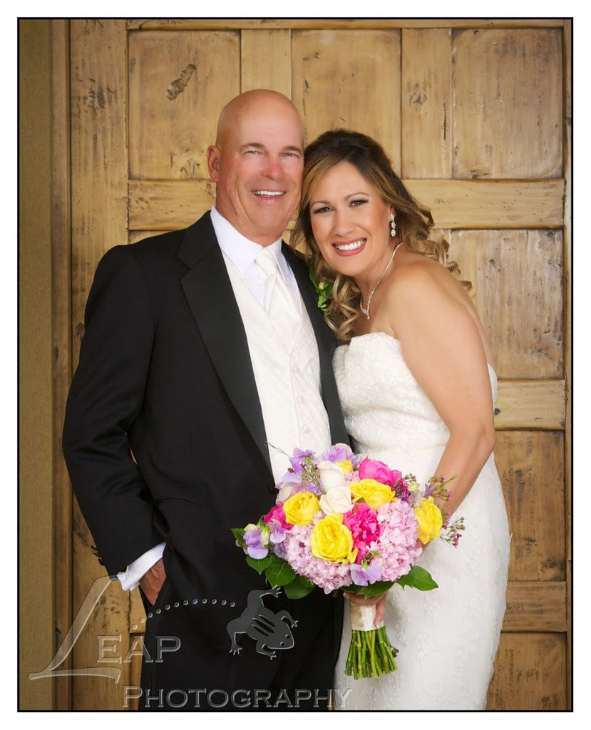Boise Wedding Photographers | Stacy + Larry = married