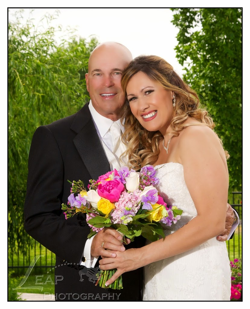 Boise wedding portrait