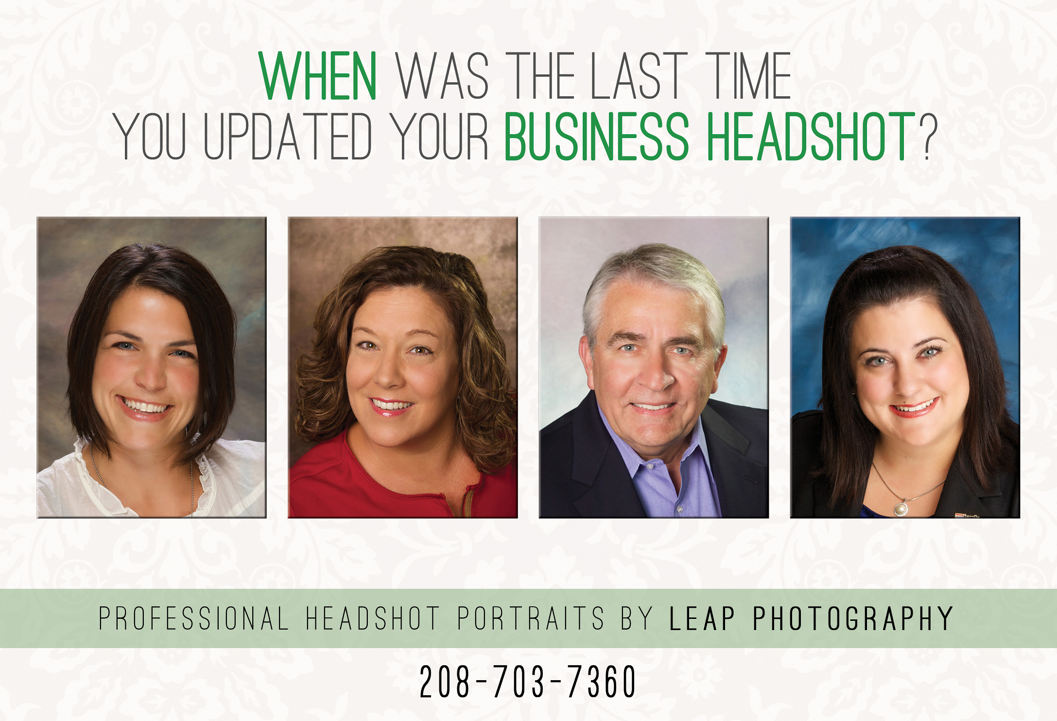 business, corporate head shots
