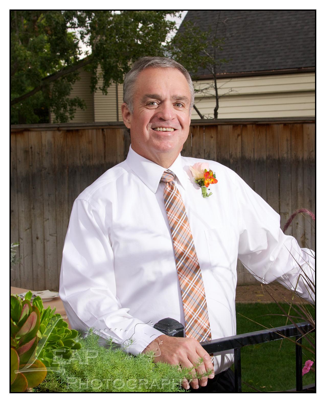 Groom, Boise Wedding Photographers