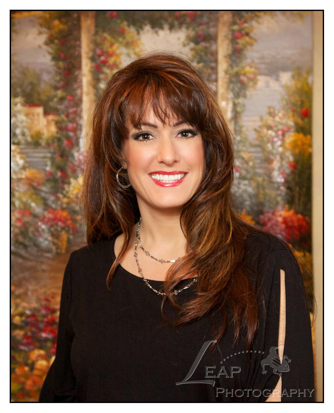 owner of Ealge Day Spa, Desiree Dodson