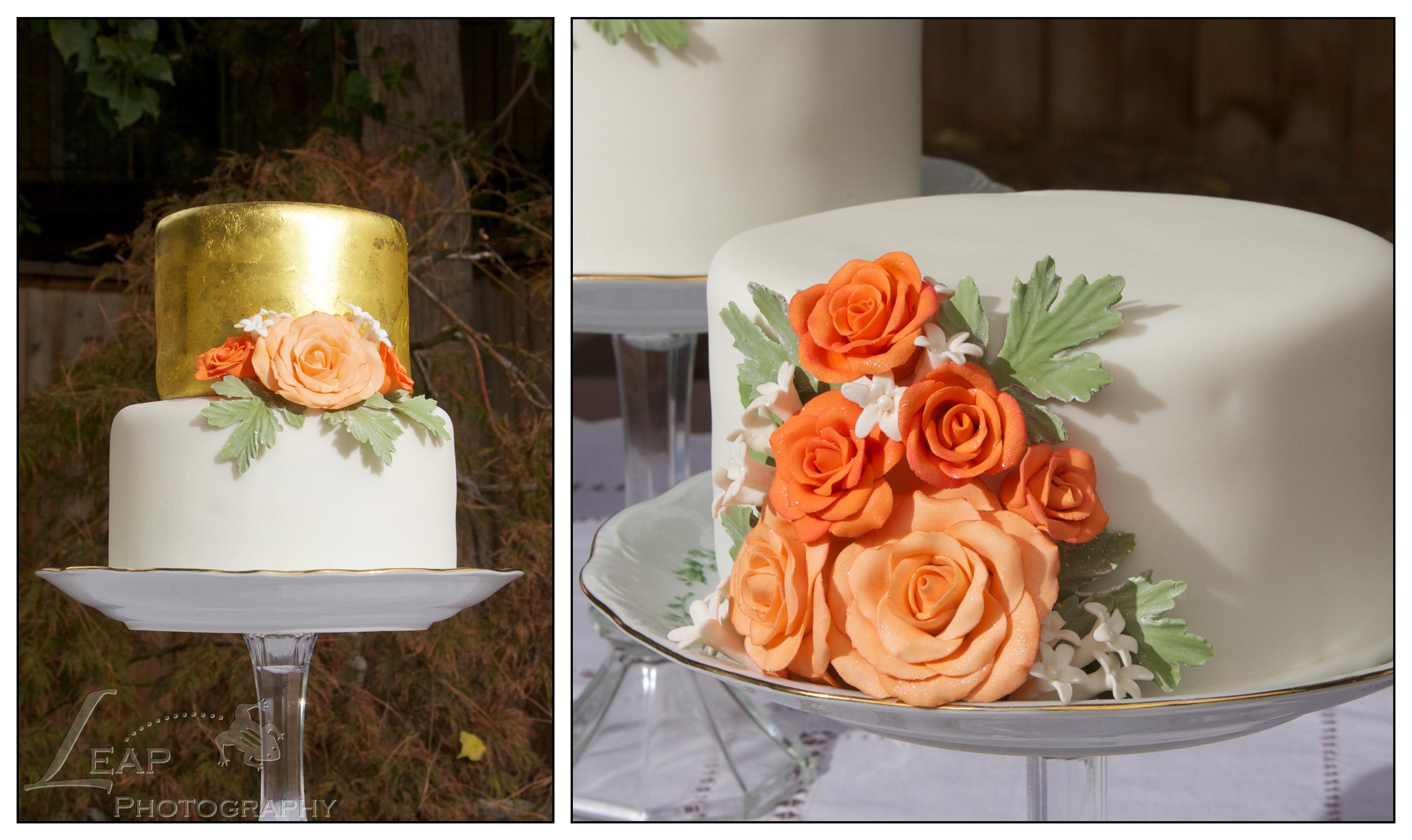 wedding cake, Boise Weddings