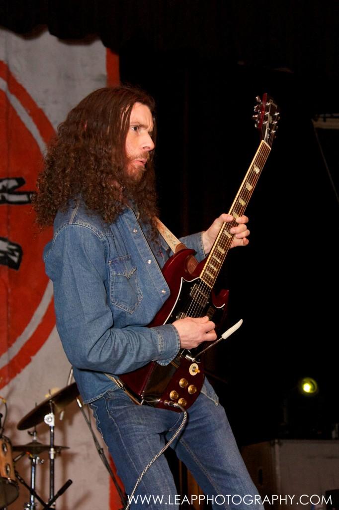Treefort 2014 band plays the El Korah