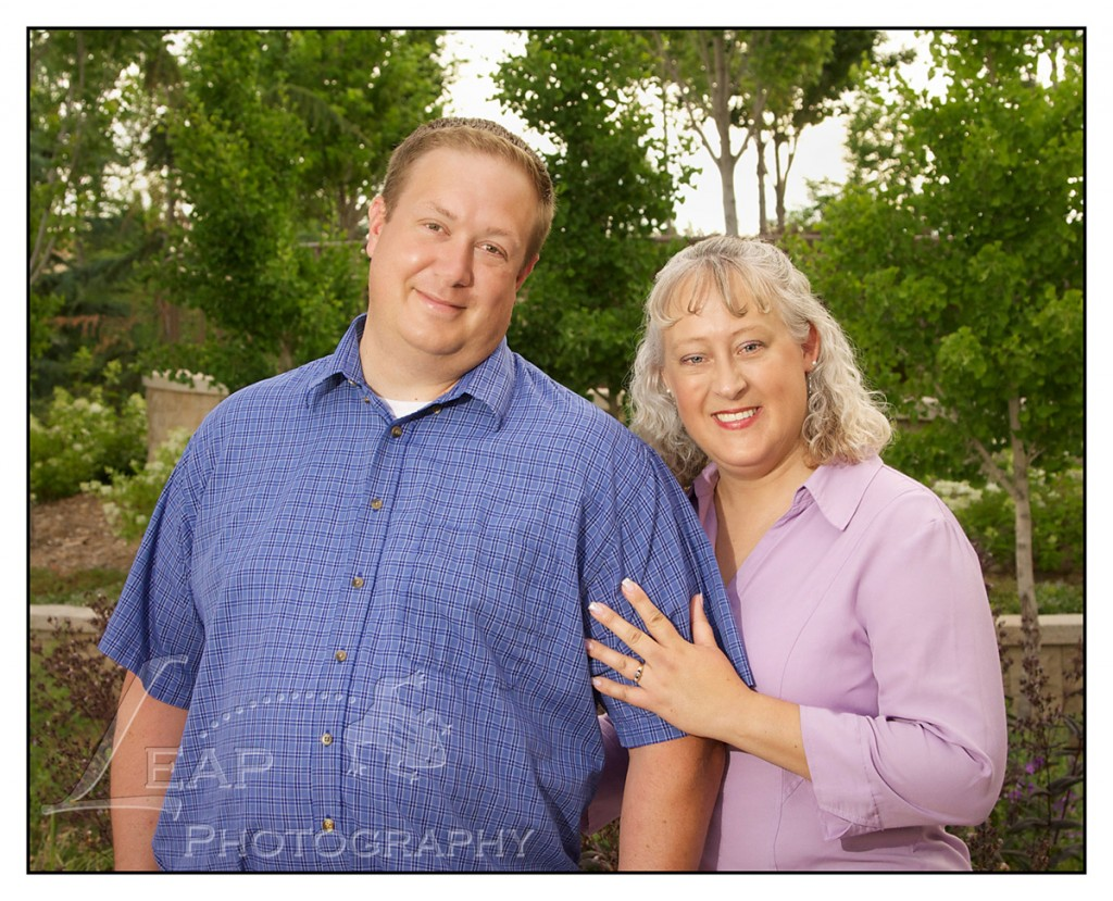 portrait of Boise Couple