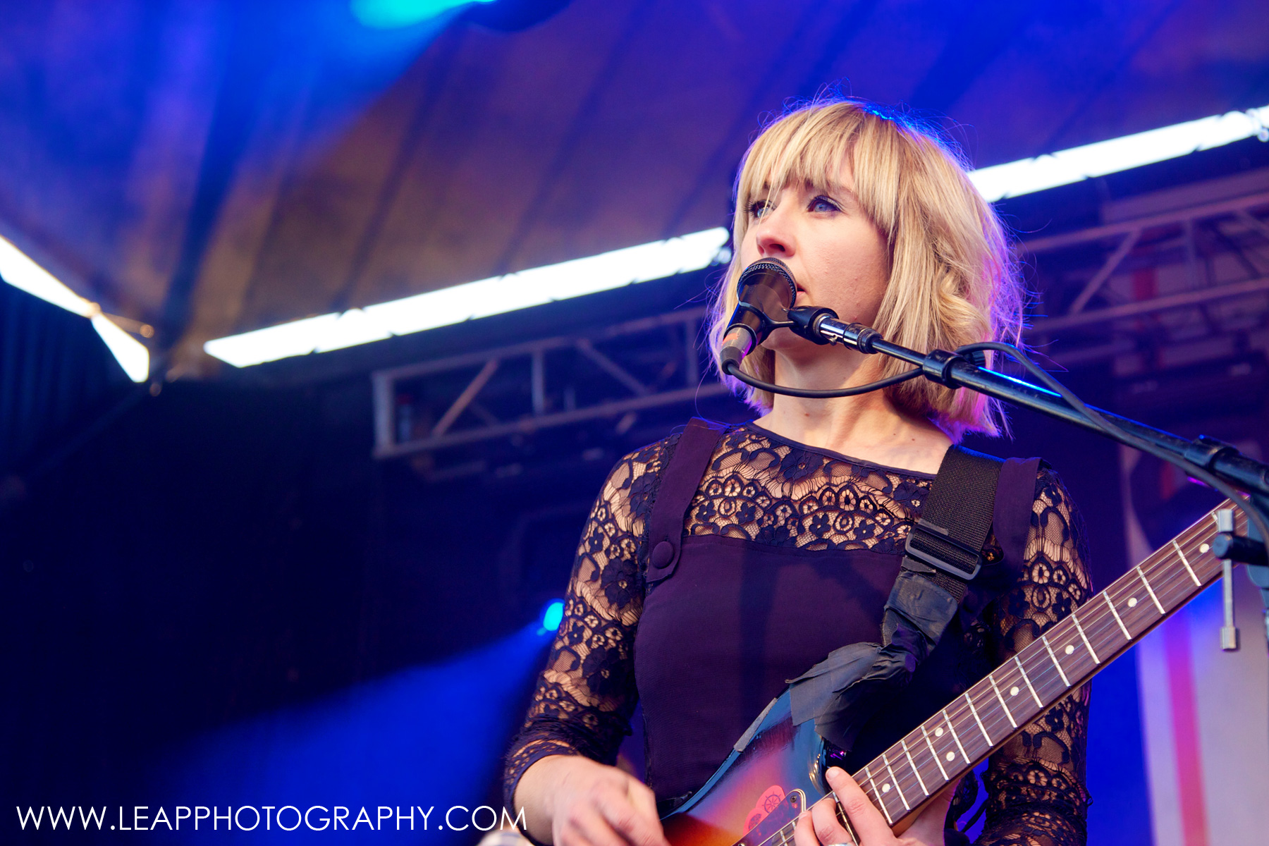 The Joy Formidable at Treefort 2014