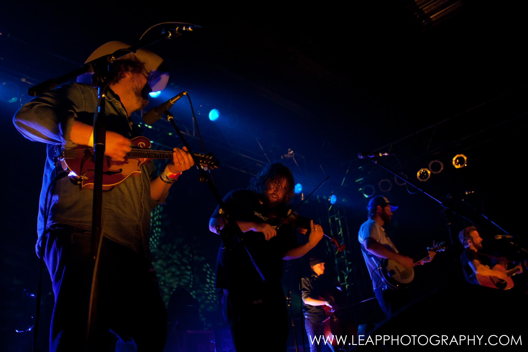 Trampled by Turtles, Treefort 2015