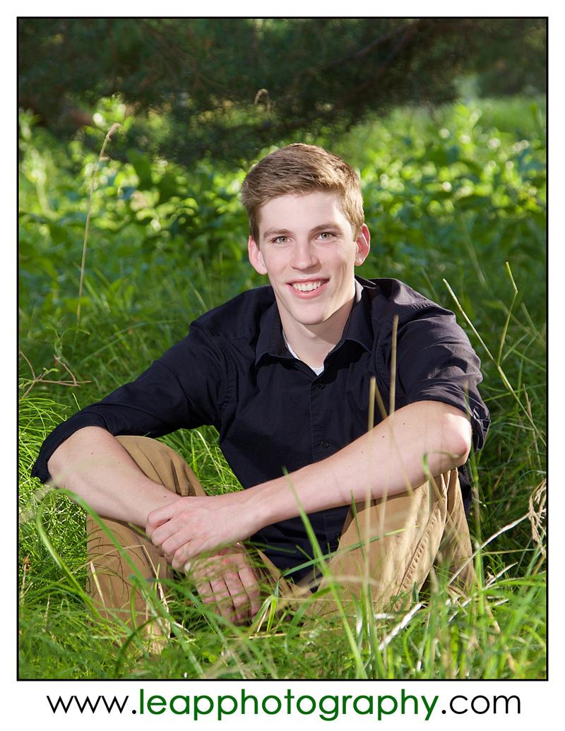 Boise Idaho Senior Portrait photographers