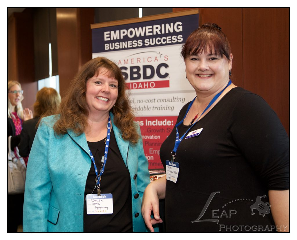 Attendees of Facebook Boost Your Business Event