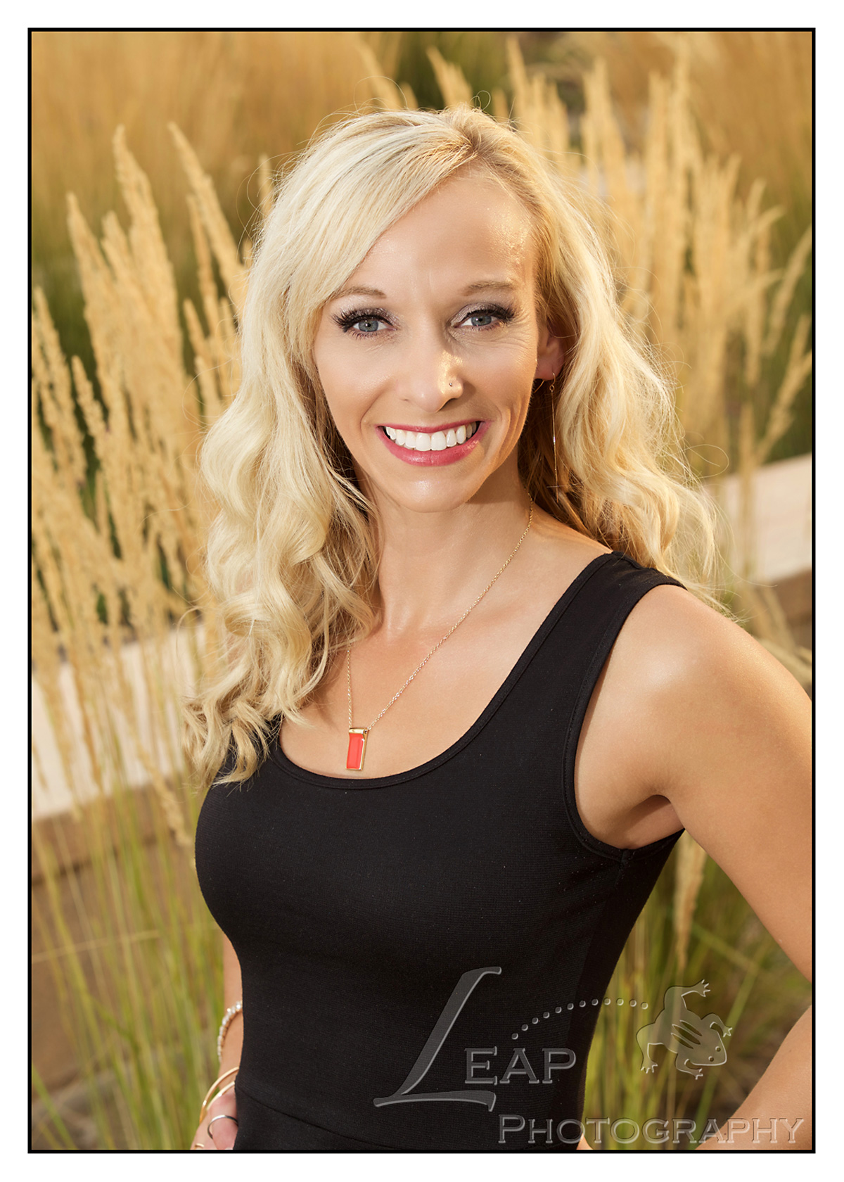 headshot of Mrs. Idaho contestant