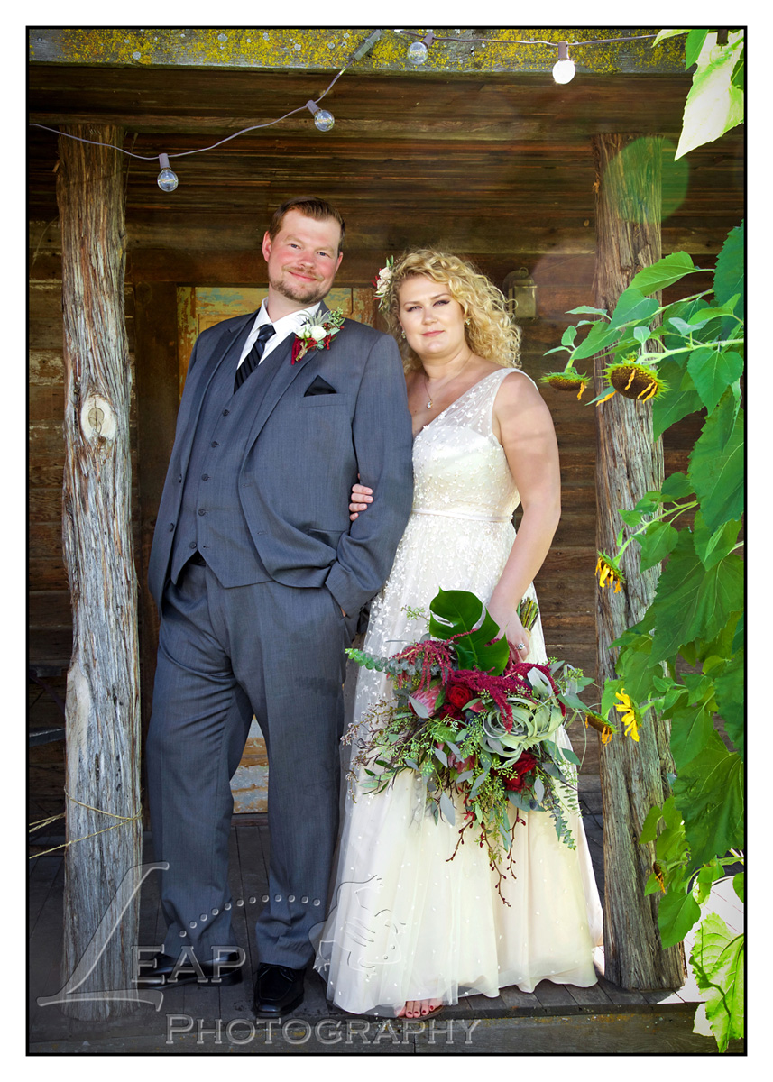 Wedding Picture taken at Still Water Hollow