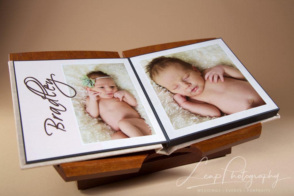 baby album page design