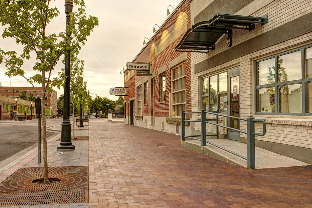 downtown Boise commercial property for rent
