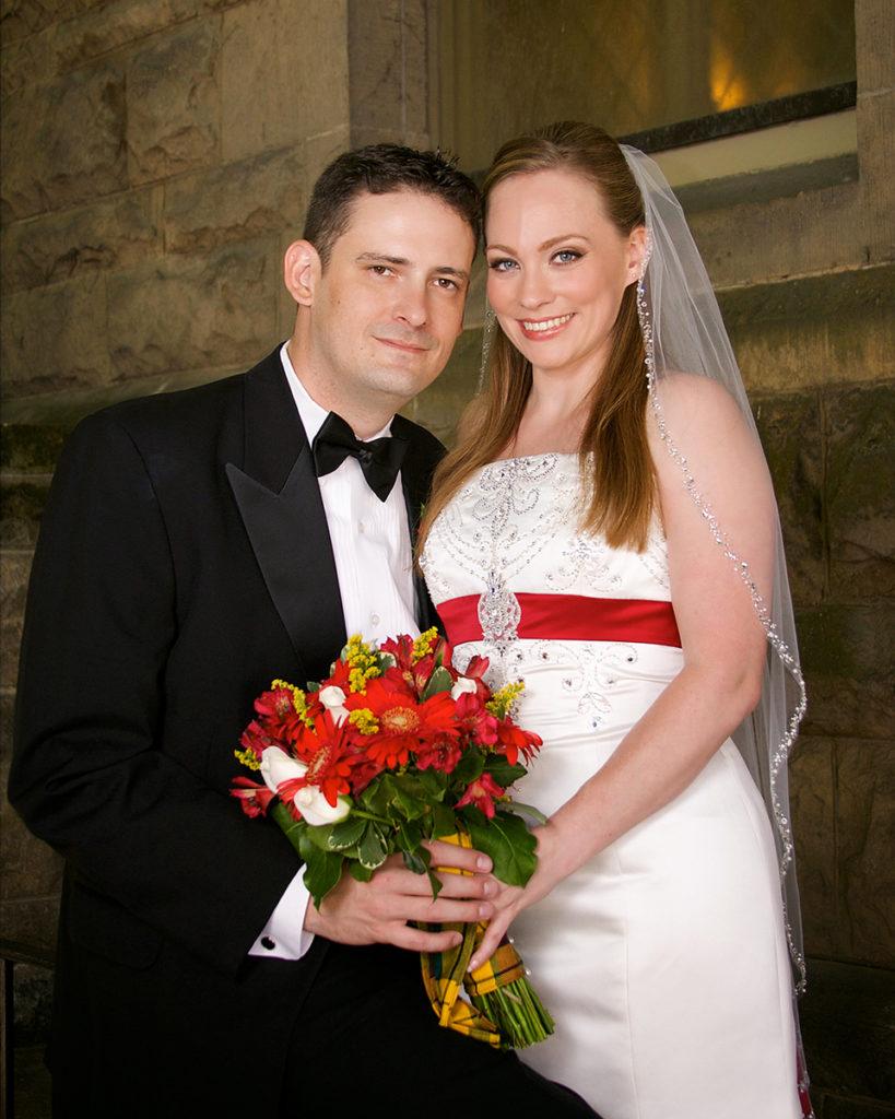 Traditional Bridal Portrait