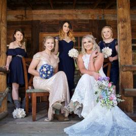 boise bridal party